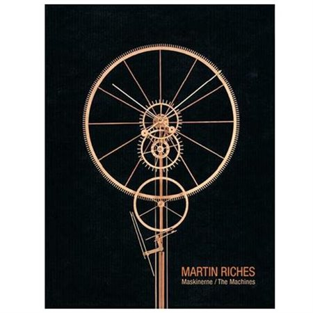 Martin Riches - The Machines Book (signed) 27427