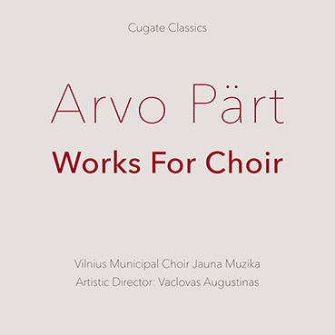 Arvo Pärt - Works for Choir LP 28768