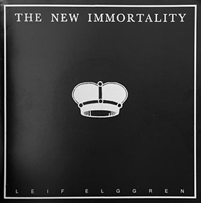 "Leif Elggren - The New Immortality 7""+Booklet 24562"