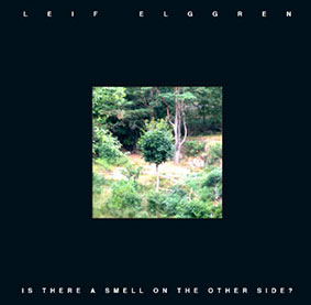 Leif Elggren - Is There A Smell On The Other Side CD 26080