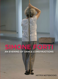 Simone Forti - An Evening of Dance Constructions DVD 25980