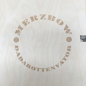 Merzbow - Dadarottenvator LP-Box 28693