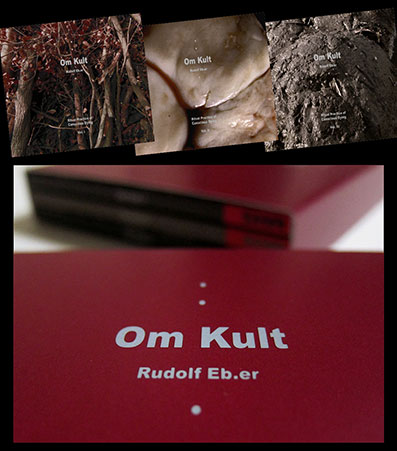 Rudolf Eb.er - Om Kult: Ritual Practice of Conscious Dying 3CD-Set 28440