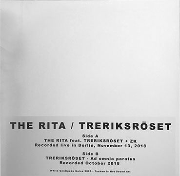 The Rita / Treriksröset LP 28737