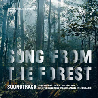 Song from the Forest (Bayaka Pygmies, Central Africa) CD 26348