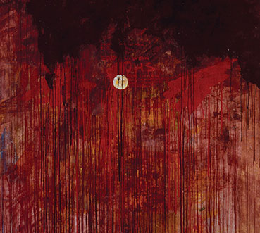 Hermann Nitsch - Orgelkonzert Berlin 2016 CD 27096