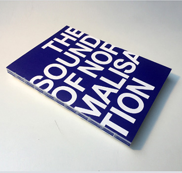 Davide Tidoni - The Sound of Normalisation Book+DVD 28387