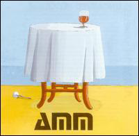 AMM - The Nameless Uncarved Block CD 26607