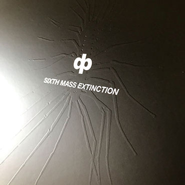 Dave Phillips - Sixth Mass Extinction LP 28565