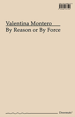 Valentina Montero - By Reason or By Force Book 26616