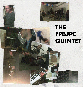 The FPBJPC Quintet LP 27541