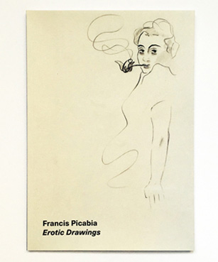 Francis Picabia - Erotic Drawings (1922-1950) Book 28537