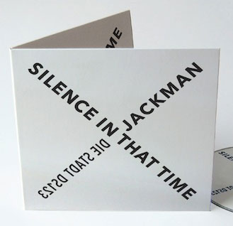 David Jackman - Silence In That Time CD 28646