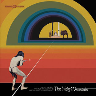Alejandro Jodorowsky - The Holy Mountain 2LP 26610