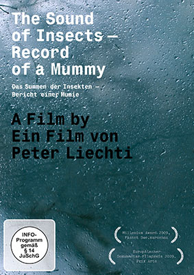 Peter Liechti - The Sound of Insects DVD 26633