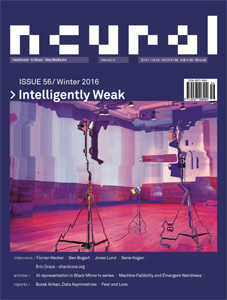 Neural #56 - Intelligently Weak Magazine 27628