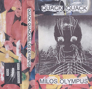 Quack Quack (Sewer Election) / Milos Olympus - Split MC 27111