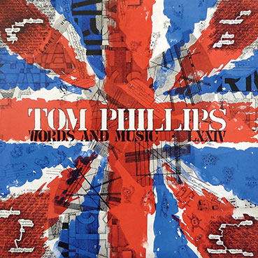 Tom Phillips - Words and Music LP 28391
