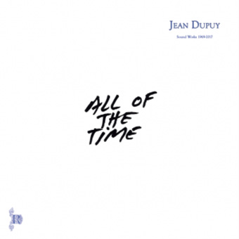 Jean Dupuy - All Of The Time LP 28257