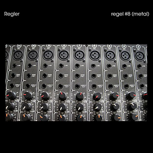 Regler - Regel #8 (Metal) CD 27108