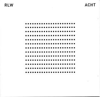 RLW (Ralf Wehowsky) - Acht CD 27920