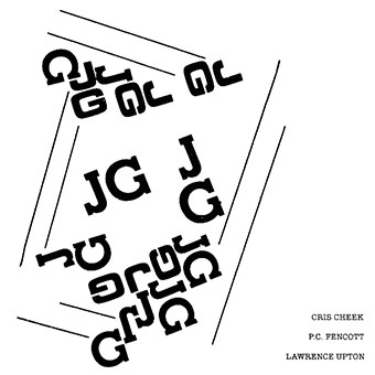 Lawrence Upton / P.C. Fencott / Chris Cheek - JGJGJGJGJGJGJGJG LP 27553