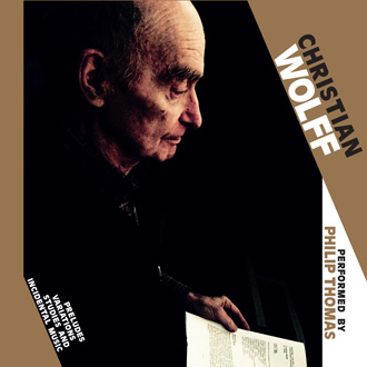 Christian Wolff - Preludes, Variations, Studies 2CD 28422