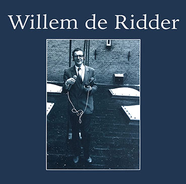 Willem de Ridder - All Chemix Radio Series 2LP 28764